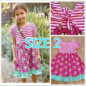 NEW Matilda Jane Call You Sweetheart Dress size 2